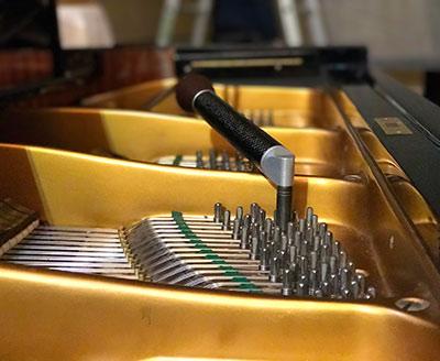 richtig am klavier sitzen